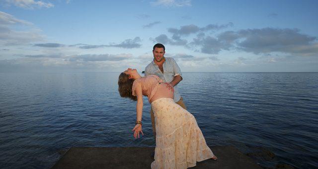 Sandrine & Julien - Maternity session