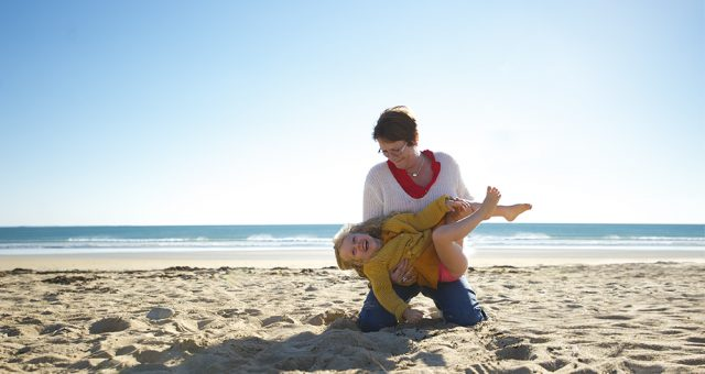 Patricia & her grand-daughter - Lifestyle session