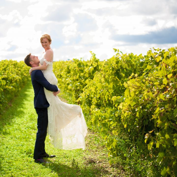 Near to Angoulême, Charente: Claire & Nicolas's very frenchy wedding