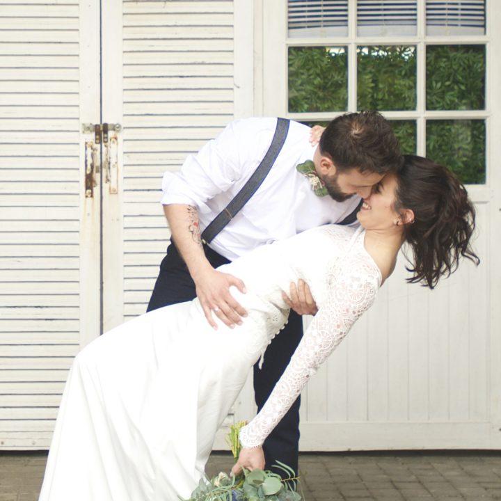 Concarneau, Finistère - Rose & Baptiste - Shooting mariage (Partie 1)
