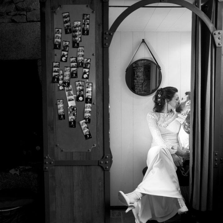 Concarneau, Finistère - Rose & Baptiste - Shooting mariage (Partie 2)