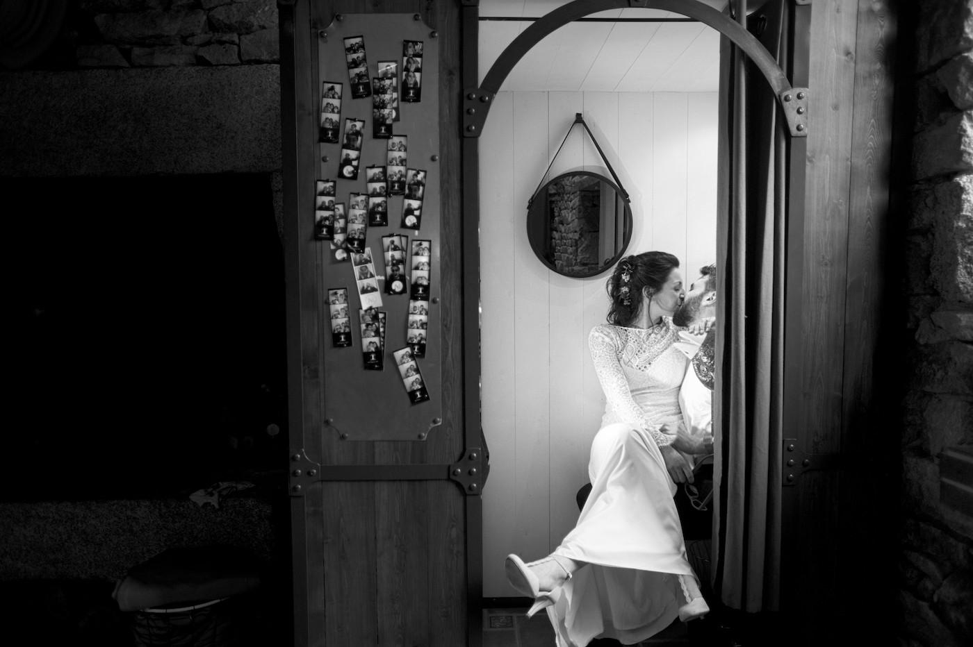Concarneau, Finistère – Rose & Baptiste – Shooting mariage (Partie 2)