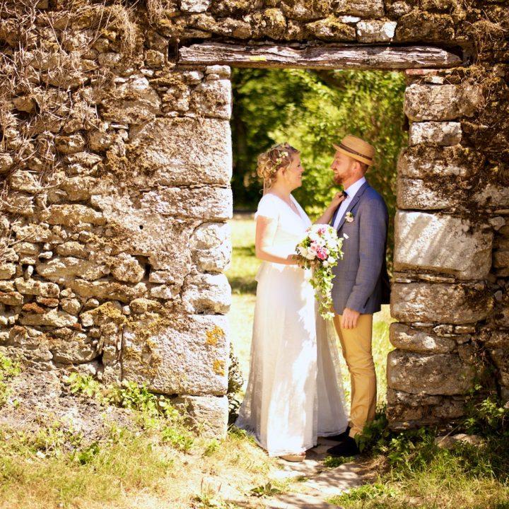 Nantes, Loire Atlantique - Peggy & Mickaël's wedding.