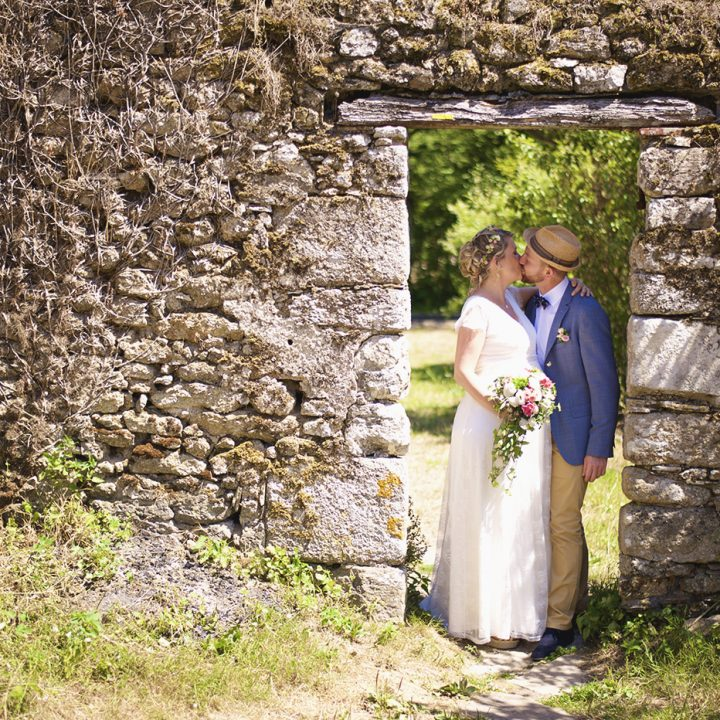 Près de Nantes, Loire Atlantique - Mariage de Peggy & Mickaël