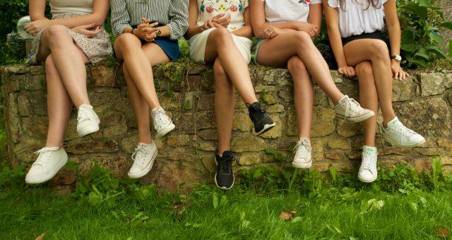 Sarah, Camélia, Élise, Enora & Lise  - Lifestyle mini-session
