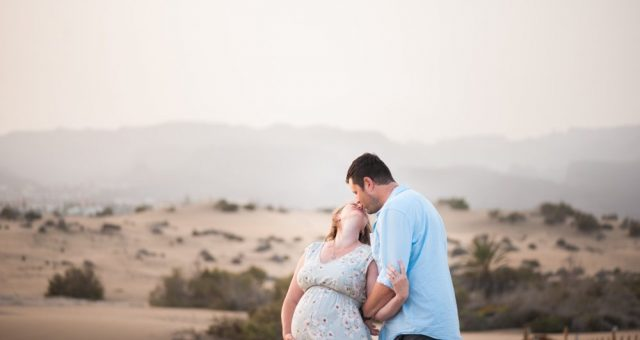Kimberley & Alex - Maternity session