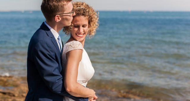 Gwladys & Pierre-André - Reportage de mariage
