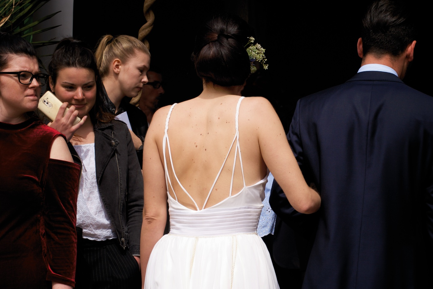 Les Noces d'Avril 2018 au domaine de Lossulien- Sandrine Bonvoisin, photographe de mariage.